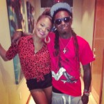 Did Lil Wayne impregnated Christina Milian?