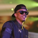 August Alsina Is Still Ill, On Oxygen