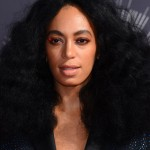 Solange Knowles Just Got Married But She Was Out Yesterday With No Ring And With A Rich Celebrity