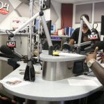 BBWLA DJ Duffey In Studio With BayBay