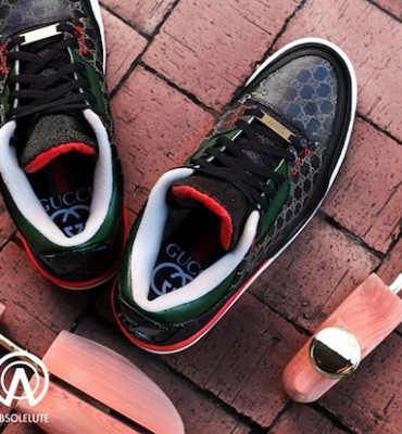 0d6529d0b4c460 SNEAK OF THE WEEK – JORDAN GUCCI III S