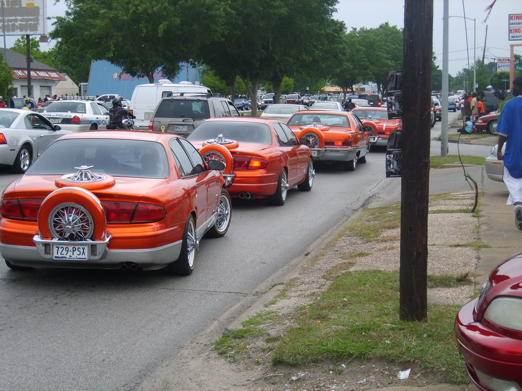 Houston Slab Parade: Hip-Hop And R&BDOPE WHIP WEDNESDAY