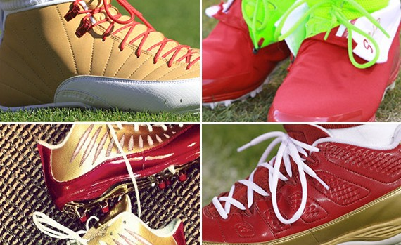 d023f22de Dallas  own Carter Cowboy Michael Crabtree has been bossin  on the field  and flossin  in his retro Jordan cleats.. Rockin 6s.. 9s.