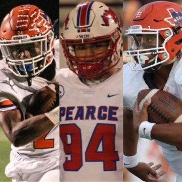 Tubby (Richardson Pearce) and Constantine & Lucas (McKinney North)  Named Beasts Of The Week!