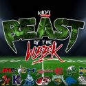 Submit Nominations for K104 #TXHSFB BEAST OF THE WEEK Watch List!