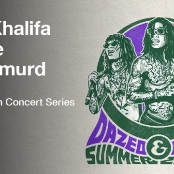 Live Stream The Wiz Khalifa & Rae Sremmurd's Dazed and Blazed Tour At 7PM/c
