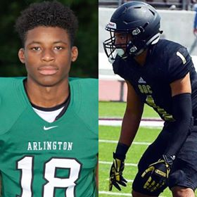Rogers (Arlington) & Dansby (South Oak Cliff) Named K104 BEASTS OF THE WEEK