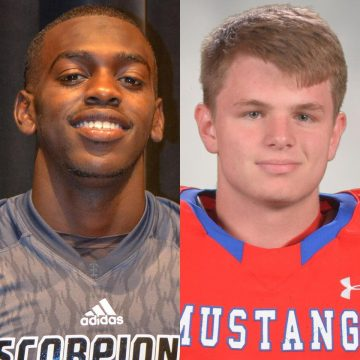 Watkins (FW South Hills) & Drysdale (Grapevine) Named K104 BEASTS  OF THE WEEK