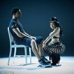 "Drake gets lap dance in Nicki Minaj ""Anaconda"" vid"
