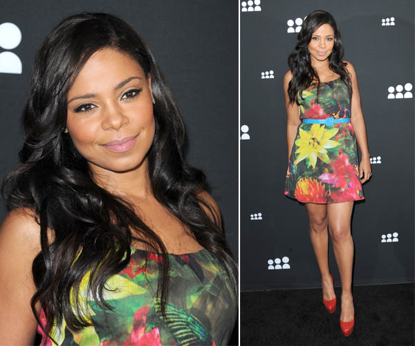 sanaa lathan dating kaepernick