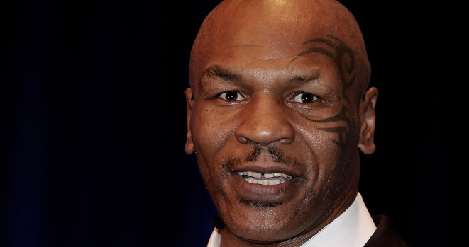 Mike Tyson Kicks Off Australia Speaking Tour In Brisbane