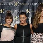 Kourtney Kardashian, Kim Kardashian And Khloe Kardashian Odom: Sears In-Store Appearance For Kardashian Kollection