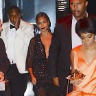 Beyonce and Jay-Z Party with Solange at Met Gala After Party Beyonce and Jay-Z Party with Solange at Met Gala After Party