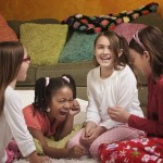 Lady Jade And Her Fiance Had A House Full Of Little Girls Over The Weekend [Listen Now]
