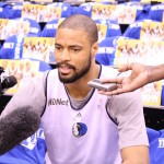 Tyson Chandler Is Coming Back To The Dallas Mavericks [Listen Now]