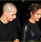 Jennifer And Casper Enjoying A Night Out In New York City