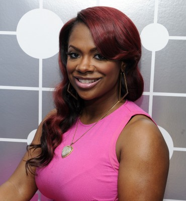 Kandi Burruss at 106 & Park,May 1, 2013. (photo: John Ricard / BET)