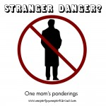 "Michael Shawn's ""Stranger Danger"" List [Listen Now]"