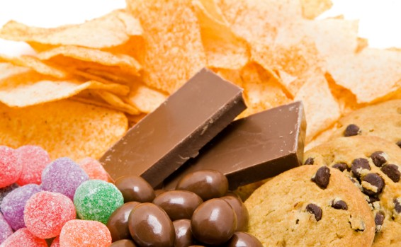 Top 5 Unhealthy Snacks For Kids