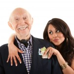 Get In Your Business: 19 Year Old Woman Dated A 78 Year Old Man!