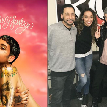 Kehlani Talks Relationships w/ DeDe in the Morning