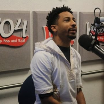 Comedian Brandon T. Jackson Speaks On How He Got Caught Cheating!!