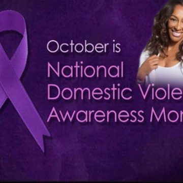 Join DeDe in the Morning in the Fight Against Domestic Violence