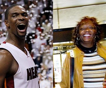 Exclusive Interview w/ Freida Bosh (Mother of Chris Bosh) & DeDe In The Morning [LISTEN]