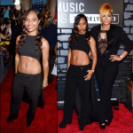 What's poppin' T-Boz and Chilli taking shots at Rihanna?