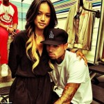 What's poppin' w/ how Karrueche felt when Chris Brown left her?