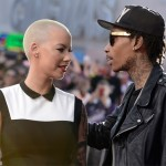 What's poppin' w/ Wiz taking shots at Amber Rose?