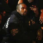 What's poppin' w/ Kanye West having a run-in with Amber Rose?