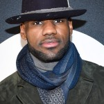 What's poppin' w/ Lebron James' sneaking in another chick's DM?