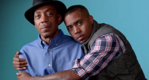 Olu Dara and Nasir Jones
