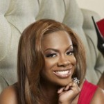 Kandi Burruss Tries Her Hand At Working The Shower Rod – MiMi Style!