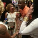 Tiny The Cause of T.I. & Mayweather Fight?