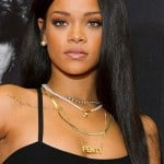 Rihanna Celebrates Thanksgiving With Man Parts