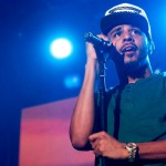 In Your Face!! J Cole Gets Hit with an iPhone