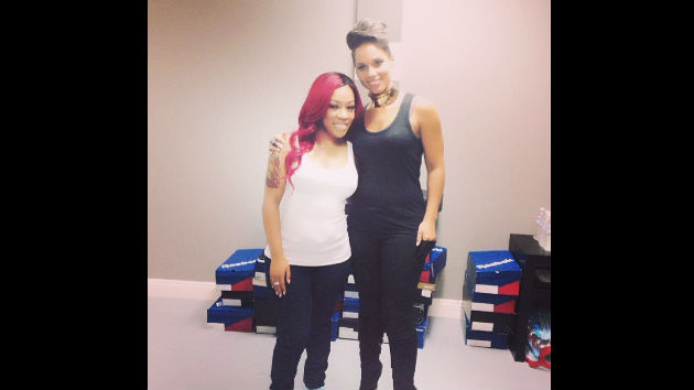 K Michelle And Alicia Keys Duet In The Works