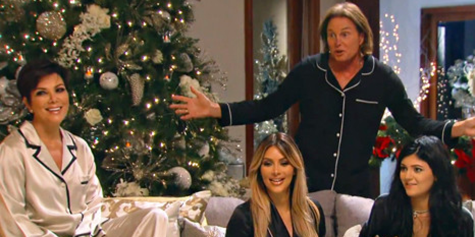 Kardashian Christmas Card 2013 |
