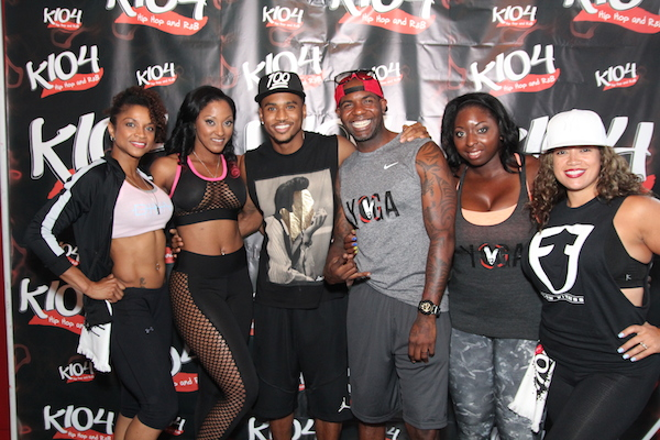 Trey songz workout meet the trainers m4hsunfo