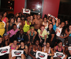 Trey songz workout party meet and greet trey working out meet and greet m4hsunfo