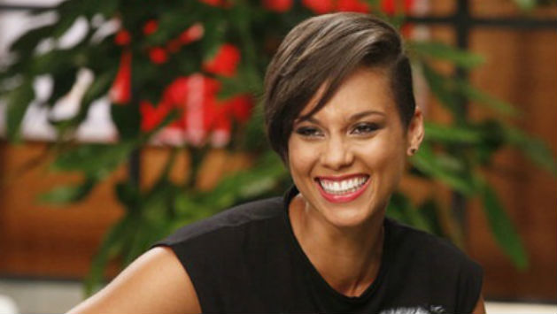 Awe Inspiring Alicia Keys Sings Donny Hathaways Someday Well All Be Free On Hairstyle Inspiration Daily Dogsangcom
