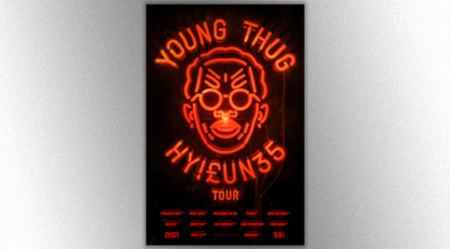 Young thug tour dates in Perth
