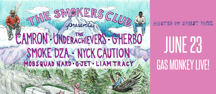 Smokers Club_Slider