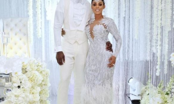 8a7752776d5 Gucci Mane and Keyshia Ka oir s Diamond Studded  1.7 Million Dollar Wedding
