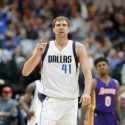 Mavs have won 7 out of 9 and are now .500