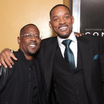 Will Smith & Martin Lawrence Begin Shooting for Bad Boys 3
