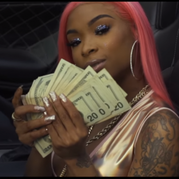 Watch Kitty Millian's Video For 'Down Bad'